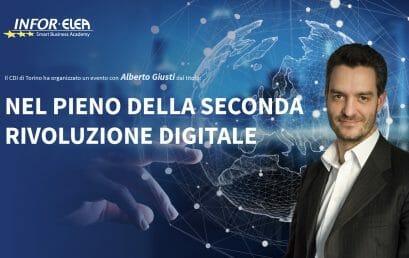 10 luglio 2018 – Nel Pieno della Seconda Rivoluzione Digitale
