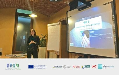 05 – 06 novembre 2018 – EPEP European Prisoners Entrepreneurship Program