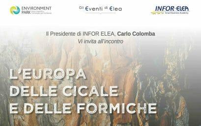 21 maggio 2019 – Evento Elea – Torino – L'Europa delle cicale e delle formiche
