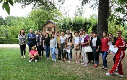 Progetto ASPIR – Stage in Italia per gli studenti dell'Università Petre Andrei di Iasi – Romania