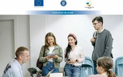 """Conferenza avvio progetto """"Practicant serios – un angajat valoros""""  Copia"""